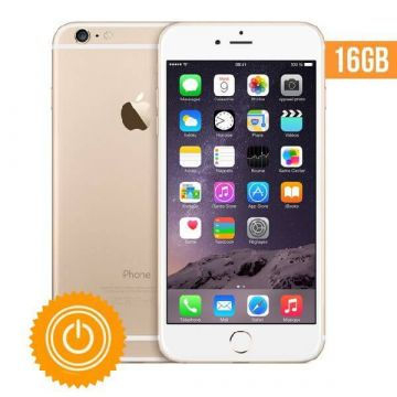 iPhone 6 - 16 Go Gold refurbished - Grade A