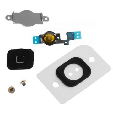 Black Home Button Kit iPhone 5C