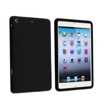 Soft TPU Hoes Zwart iPad Mini