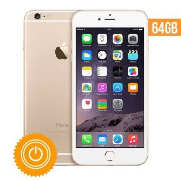iPhone 6 Plus refurbished - 64 Go Goud - Grade A