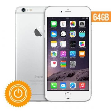 iPhone 6 Plus - 64 Go Argent reconditionné - Grade A