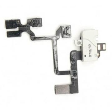 Modul-Jack Audio en Volume iPhone 4 Wit