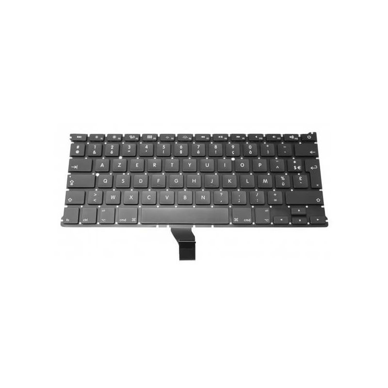 "French Layout Keyboard with backlight for Macbook Air A1466 13"" A1369"