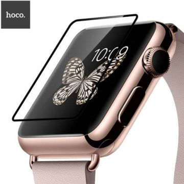 Hoco 0,1mm tempered glass screenprotector Apple Watch 38mm