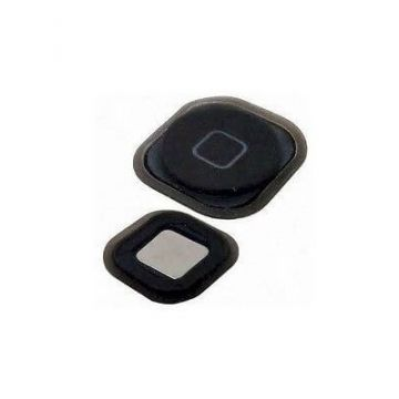 Zwarte home button kit iPod Touch 5