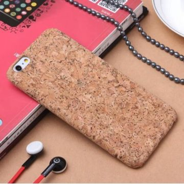 Cork cover for iPhone 6 Plus 6S Plus