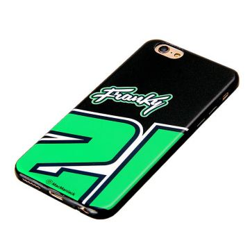 Franco Morbidelli Hard Case iPhone 6/6S Plus hoesje