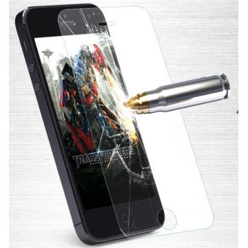 Pack of 5 Tempered glass 0,26mm iPhone 5 5S 5SE