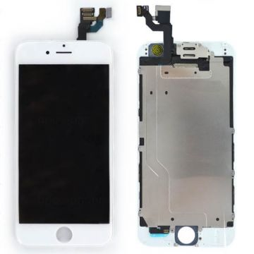 Complete touchscreen and LCD Retina screen for iPhone 6 white 1st quality