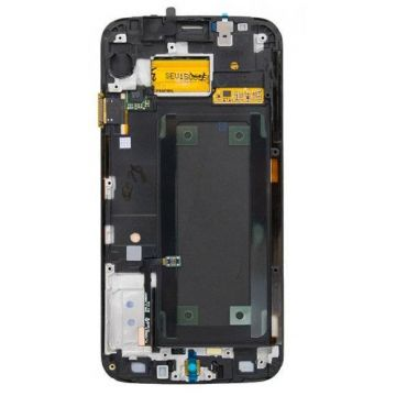 Original quality complete screen for Samsung Galaxy S6 in green
