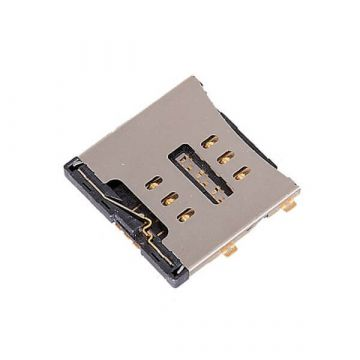 SIM connector voor iPhone 5C