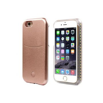 Coque Selfie LED Lumee iPhone 6/6S
