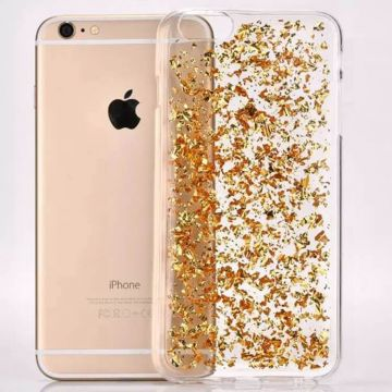 Coque Paillettes d'Or iPhone 6/6S