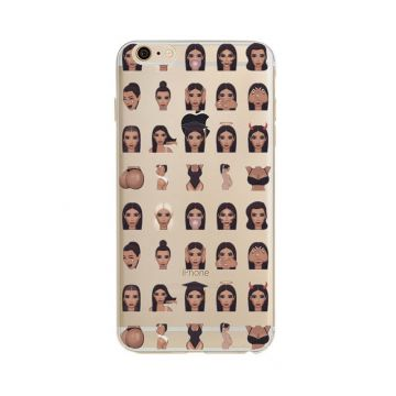 Coque Kim Karadshian Selfie iPhone 5/5S/SE
