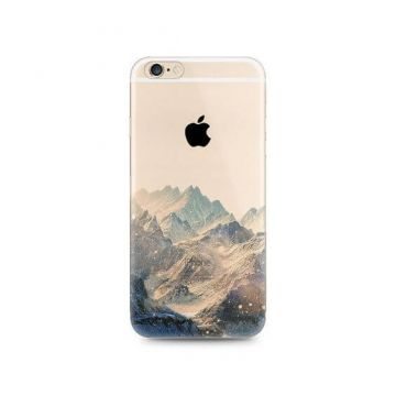 Soft Silicone Glacier iPhone 6/6S Case