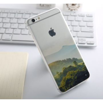 Supple Silicone Green Hill iPhone 6/6S Case