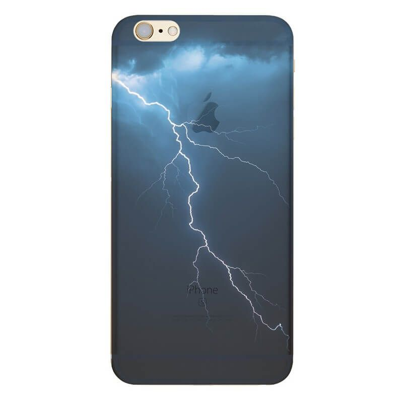 coque iphone 7 eclair