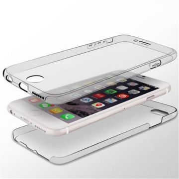 Coque souple 360° transparente iPhone 6/6S