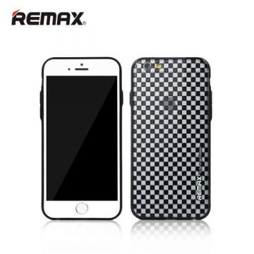 Remax Gentleman Carbon Checkered Case iPhone 6/6S