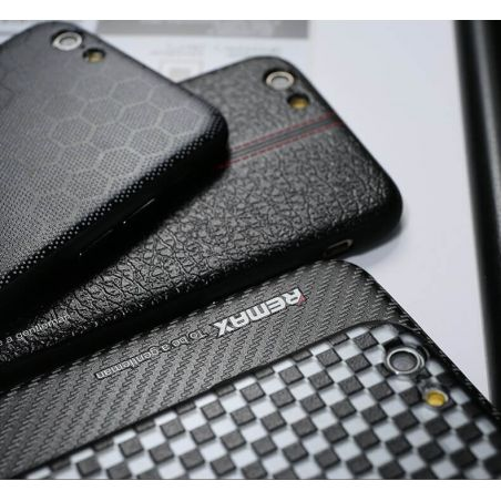 Remax Gentleman Carbon Black Case iPhone 6/6S
