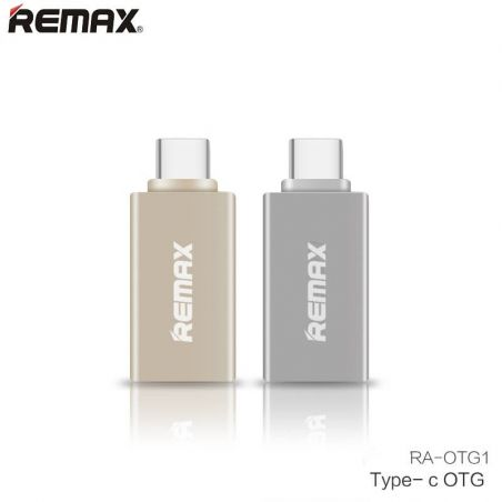Adapter USB C/USB Remax
