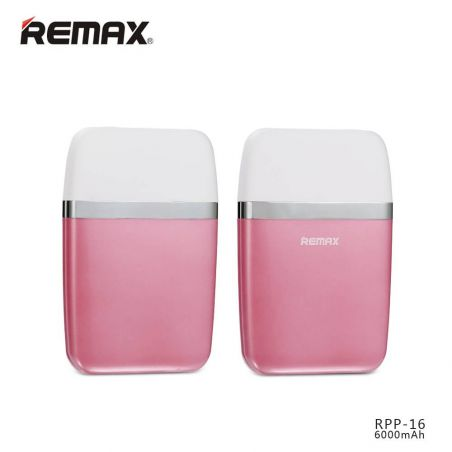 Batterie Externe Power Bank Aroma Remax