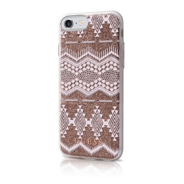 Coque Tribale Taupe Guess iPhone 7 / iPhone 8