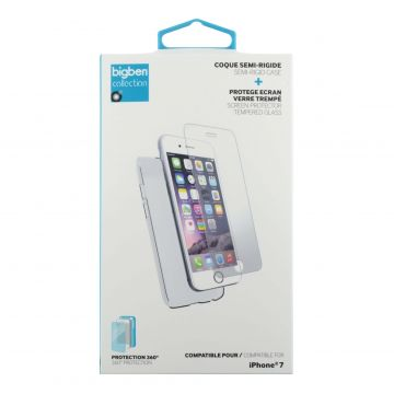 Pack de Protection Intégrale iPhone 7 Plus Bigben