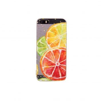 Coque Agrumes iPhone 5/5S/SE