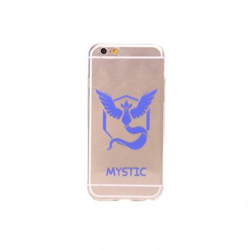 Coque Transparente Pokemon Go Team Mystique iPhone 6/6S