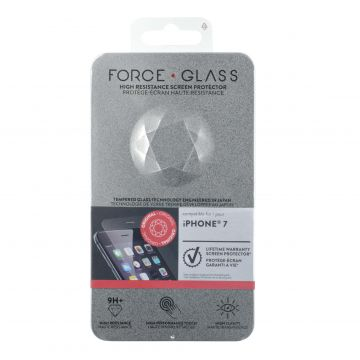 Force Glass Lifetime Screen Protector iPhone 7
