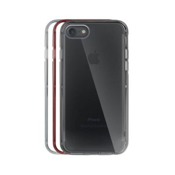 Coque Bumper Crystal 3 en 1 Or