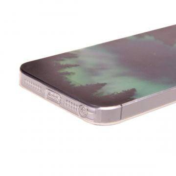 Supple Silicone Northern Lights iPhone 5/5S/SE Case