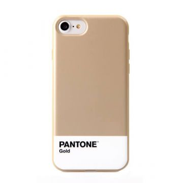 Gold Pantone cover iPhone 7 / iPhone 8