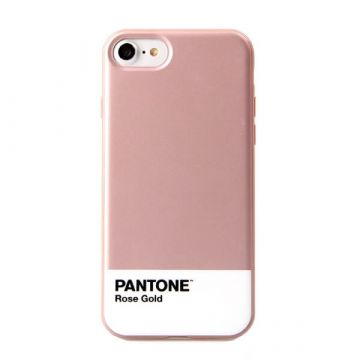 Coque Pantone Or Rose iPhone 7