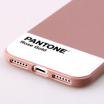 Rose Gold Pantone iPhone 7 Case