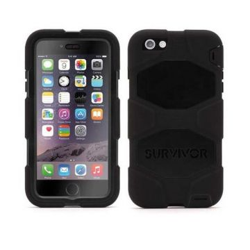 Indestructible Case Black for iPhone 7 / iPhone 8