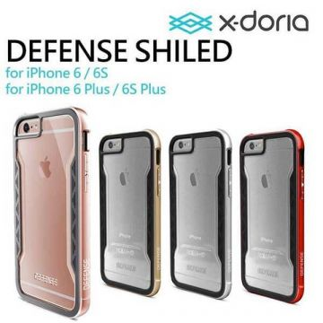Case Defense Shield X-Doria iPhone 6 6S