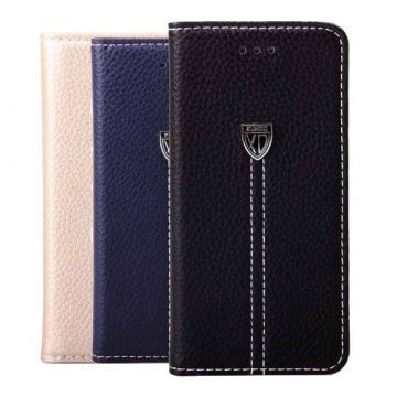 Leather effect iPhone 7 / iPhone 8 XUNDD portfolio stand case
