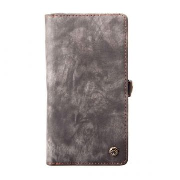 Buckskin Look Portfolio Stand Case iPhone 7