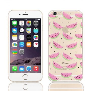 TPU Little Watermelon iPhone 7 / iPhone 8 Case