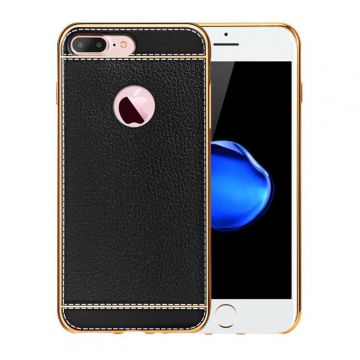 Coque souple Simili Cuir iPhone 7 Plus