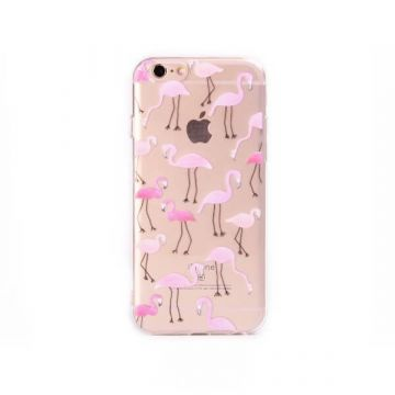 TPU Flamingo iPhone 7 / iPhone 8 Case