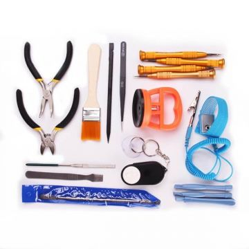 Complete professional tool set for opening iPod iPhone iPad