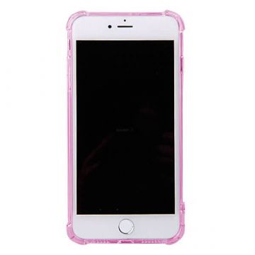 Antishock Clear Pink Case iPhone 7