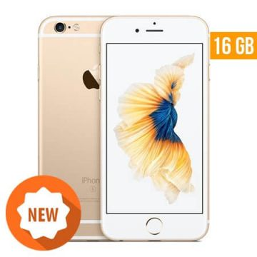 iPhone 6S refurbished - 16 GB goud - New