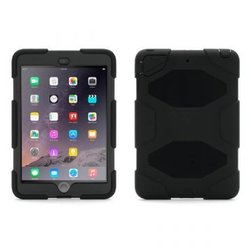 Indestructible Black Case for iPad 2018 / 2017 / Air / Air 2 / Pro 9.7''