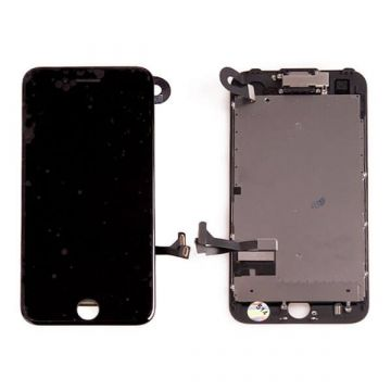 Ecran complet assemblé iPhone 7 Plus Noir Qualité Original