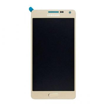 Original quality complete screen for Samsung Galaxy A5 in Gold