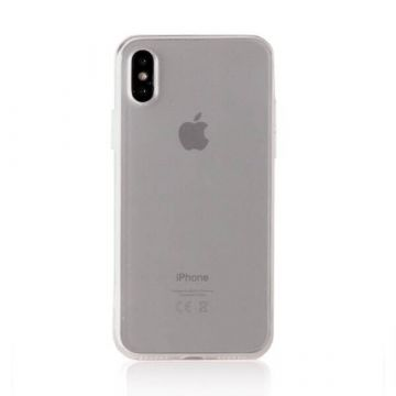 Transparent iPhone X TPU soft case